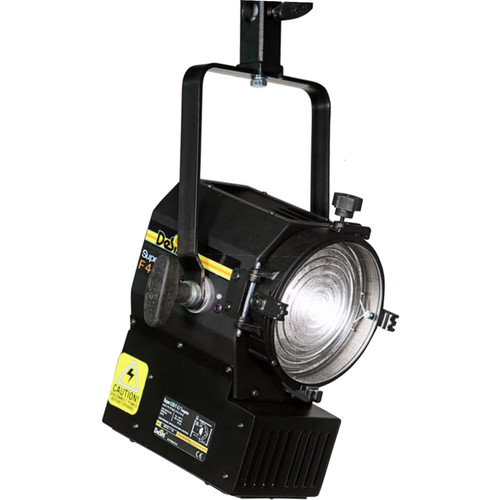 DeSisti Super LED F4.7 Daylight-Balanced 3-Fresnel Kit with Case (Manual Operation with Case)