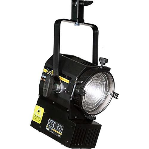 DeSisti Super LED F4.7 Daylight-Balanced Fresnel Light (Manually Operated, Battery Option)