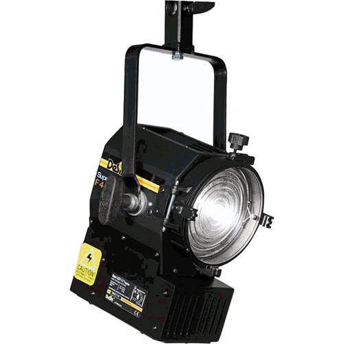 DeSisti MAGIS Super Tungsten-Balanced LED Fresnel Light (Manual Operation)