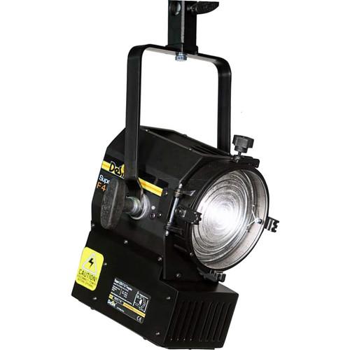 DeSisti Super LED F4.7VW Vari-White LED Fresnel Manual Operated Spotlight