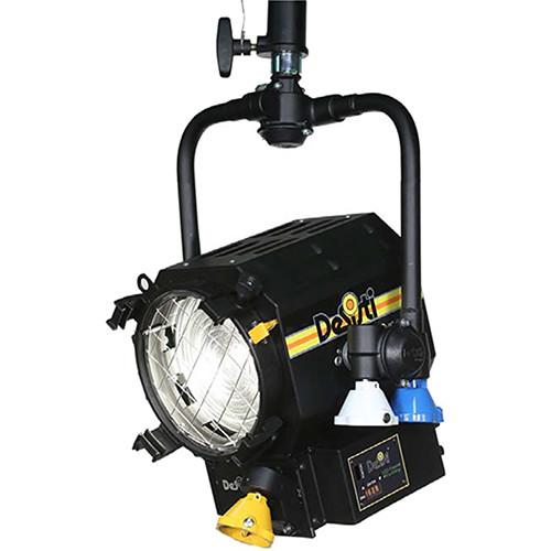 DeSisti Super F6 Daylight-Balanced LED Fresnel Light (Pole-Operated)
