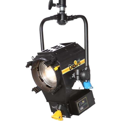 DeSisti Leonardo Piccolo 120W Daylight-Balanced CCT LED Fresnel Spotlight