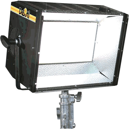 DeSisti Soft LED 4 Tungsten-Balanced LED Softlight (Manual Operation)