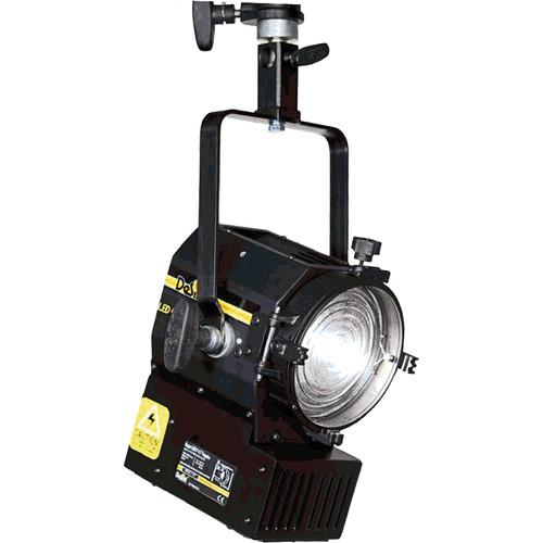 DeSisti MAGIS Tungsten-Balanced LED Fresnel Light (Manual Operation)