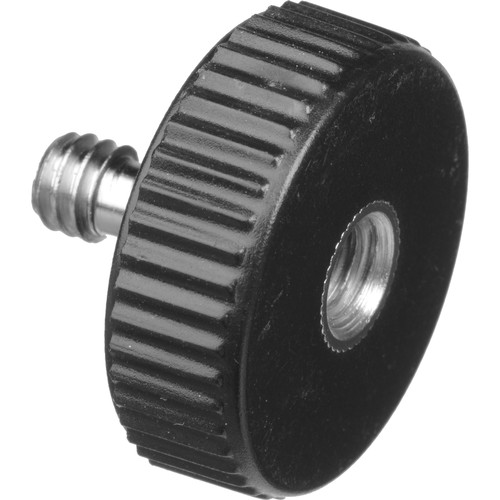 "Desmond Short Shaft 1/4""-20 Male and Female Screws with Plastic Base (10-Pack)"