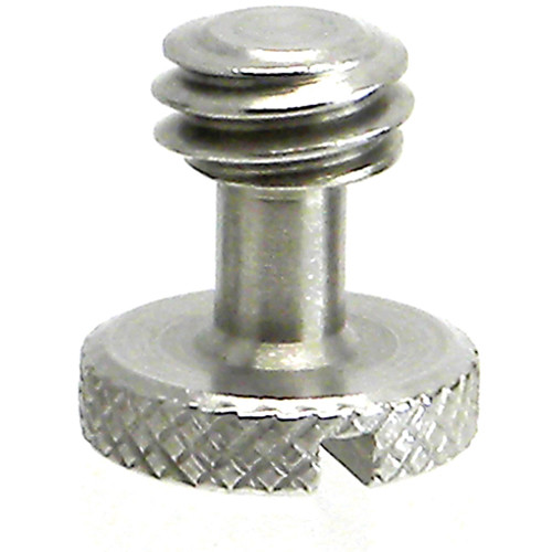 "Desmond Knurled 3/8""-16 Slotted Screws (3-Pack)"