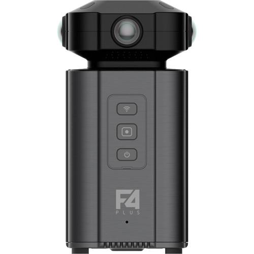 Detu F4 Plus 8K Spherical VR 360 Camera