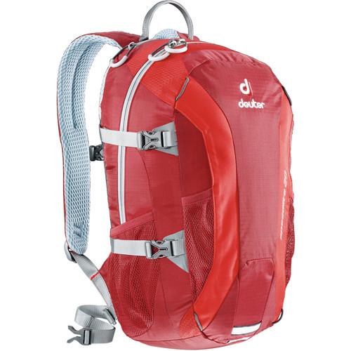 Deuter Sport Speed lite 20 Backpack (Cranberry/Fire)