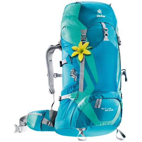 Deuter Sport ACT Lite SL Backpack (35 +10, Petrol/Mint)
