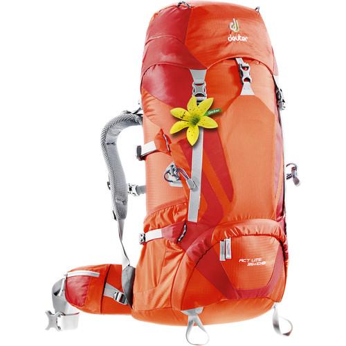 Deuter Sport ACT Lite SL Backpack (35 +10, Papaya/Lava)