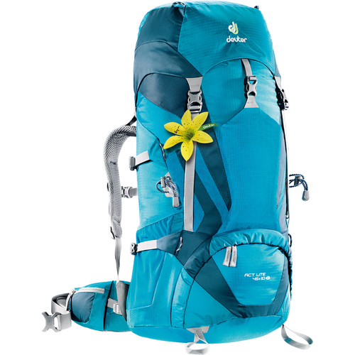 Deuter Sport ACT Lite SL Backpack (45 +10, Petrol/Arctic)