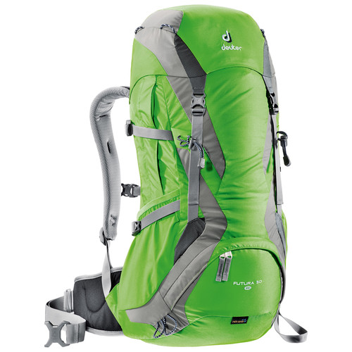Deuter Sport Futura 30 SL Hiking Backpack (Spring/Silver)