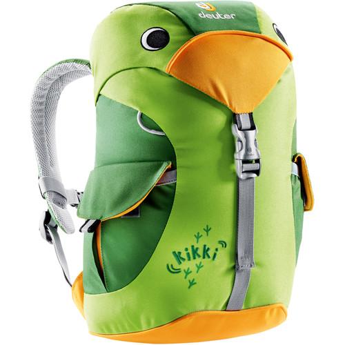 Deuter Sport Kikki Kids Backpack (Kiwi/Emerald)