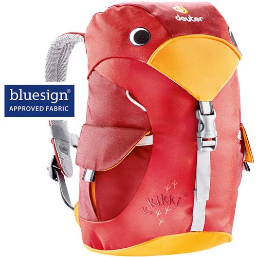 Deuter Sport Kikki Kids Backpack (Magenta/Blackberry)