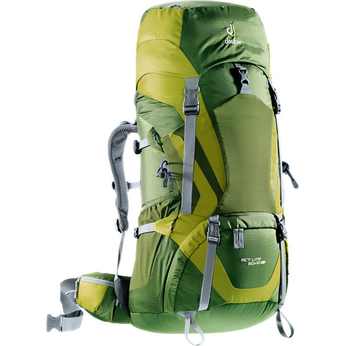 Deuter Sport ACT Lite SL Backpack (60 +10, Pine/Moss)