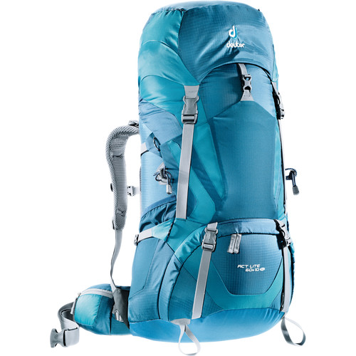 Deuter Sport ACT Lite SL Backpack (60 +10, Arctic/Denim)