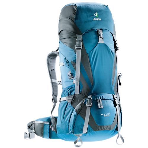 Deuter Sport ACT Lite 65 + 10 Backpack (Arctic/Granite)
