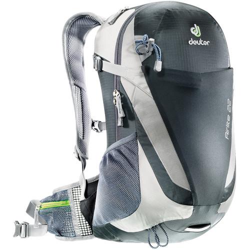 Deuter Sport Airlite 22 Backpack (Granite-Silver)