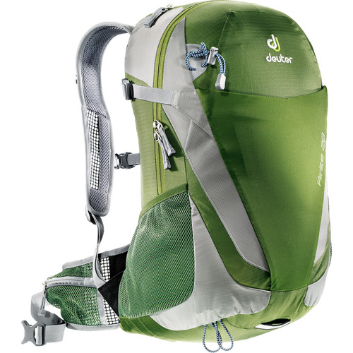 Deuter Sport Airlite 28 Backpack (Pine-Silver)