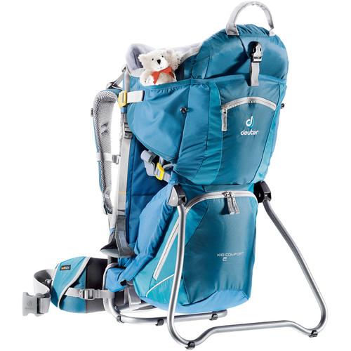 Deuter Sport Kid Comfort 2 Backpack (Arctic/Denim)