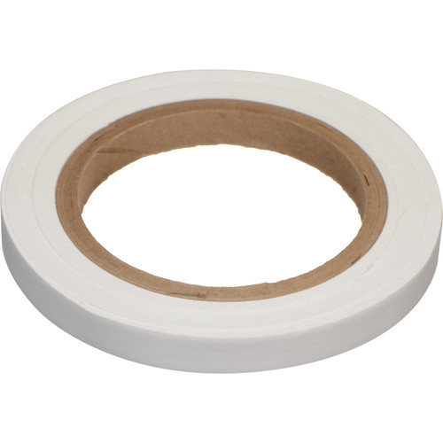 "Devek Artist/Console Low Tack Tape (1/2"" x 60 yd, White)"