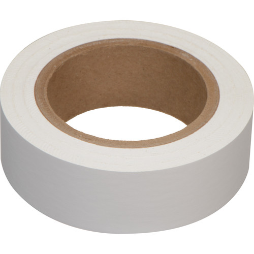 "Devek Artist/Console Low Tack Tape (1.5"" x 60 yd, White)"
