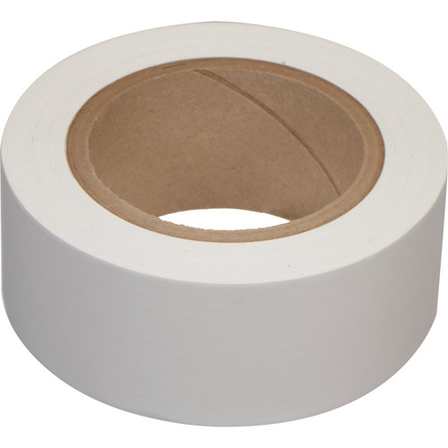 "Devek Artist/Console Low Tack Tape (2"" x 60 yd, White)"