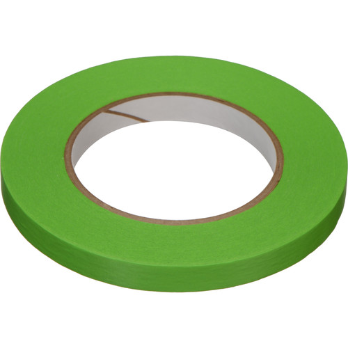 "Devek Artist High-Tack Tape (1/2"" x 60 yd, Green)"