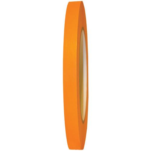 """Devek Devek Artist High-Tack Tape (3/4"""" x 60 yd, Orange)"""
