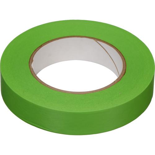 "Devek Artist High-Tack Tape (1"" x 60 yd, Green)"