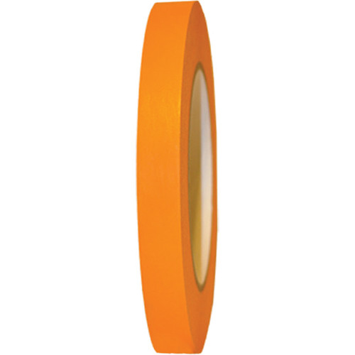 "Devek Artist High-Tack Tape (1"" x 60 yd, Orange)"