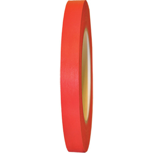 "Devek Devek Artist High-Tack Tape (1"" x 60 yd, Red)"