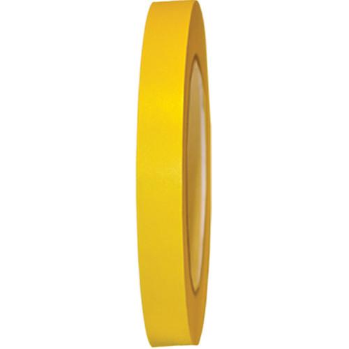 """Devek Devek Artist High-Tack Tape (1"""" x 60 yd, Yellow)"""