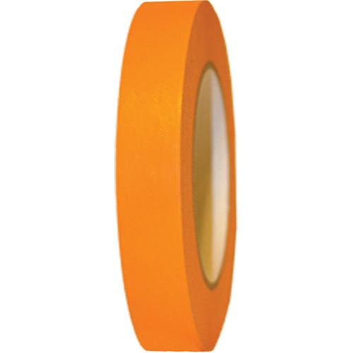 "Devek Artist High-Tack Tape (2"" x 60 yd, Orange)"