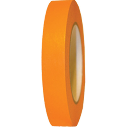 "Devek Artist High-Tack Tape (2"" x 60 yd, Orange)"