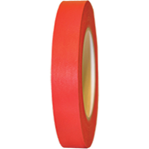 "Devek Devek Artist High-Tack Tape (2"" x 60 yd, Red)"