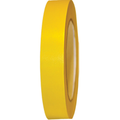 """Devek Devek Artist High-Tack Tape (2"""" x 60 yd, Yellow)"""