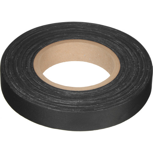 "Devek Gaffer Tape (1"" x 55 yd, Black)"