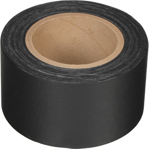 "Devek Gaffer Tape (3"" x 30 yd, Black)"