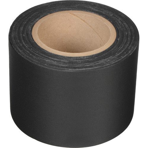 "Devek Gaffer Tape (4"" x 30 yd, Black)"