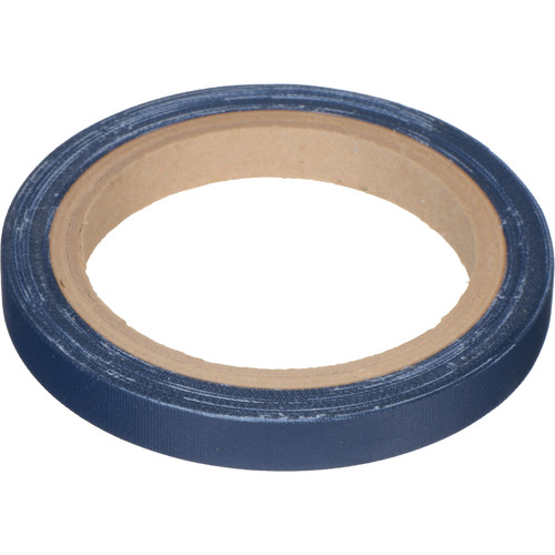"Devek Gaffer Tape (1/2"" x 10 yd, Blue)"