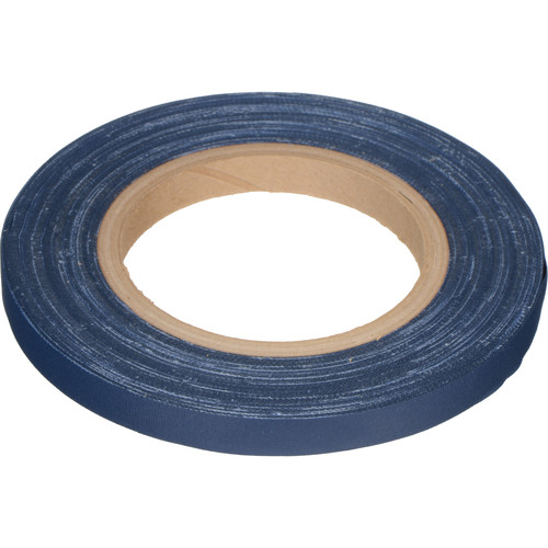 "Devek Gaffer Tape (1/2"" x 30 yd, Blue)"