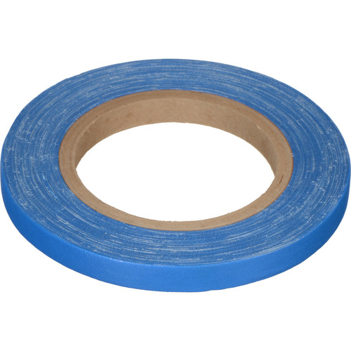 "Devek Gaffer Tape (1/2"" x 30yd, Electric Blue)"