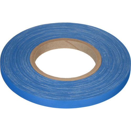 "Devek Gaffer Tape (1/2"" x 50 yd, Electric Blue)"