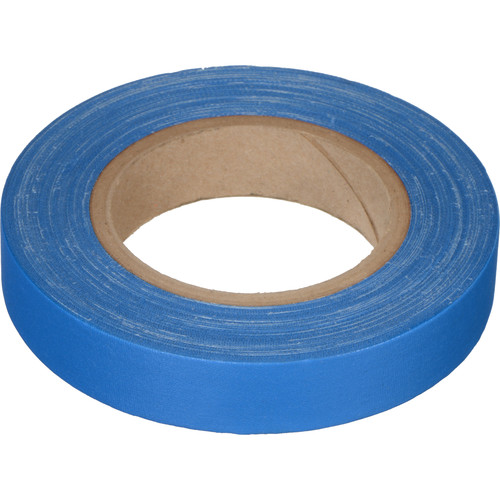 "Devek Gaffer Tape (1"" x 30 yd, Electric Blue)"