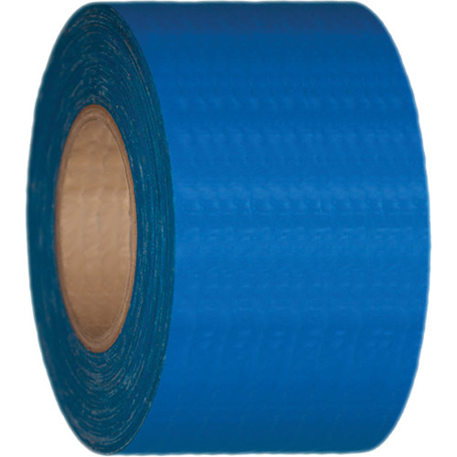 "Devek Gaffer Tape (4"" x 10 yd, Electric Blue)"