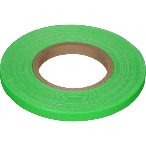 "Devek Gaffer Tape (1/2"" x 45 yd, Neon Green)"