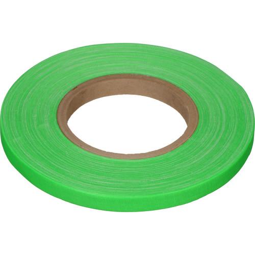 "Devek Gaffer Tape (1/2"" x 45 yd, Neon Green)"