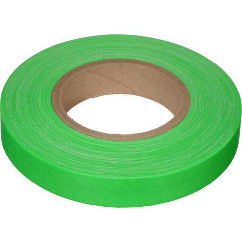 "Devek Gaffer Tape (1"" x 45 yd, Neon Green)"
