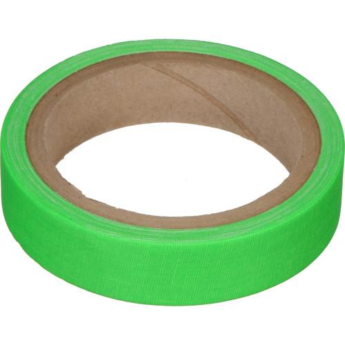 "Devek Gaffer Tape (1"" x 8 yd, Neon Green)"